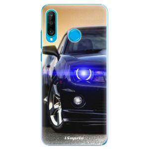 Plastové pouzdro iSaprio Chevrolet 01 na mobil Huawei P30 Lite