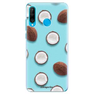 Plastové pouzdro iSaprio Kokos 01 na mobil Huawei P30 Lite