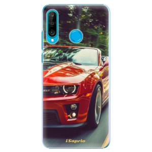 Plastové pouzdro iSaprio Chevrolet 02 na mobil Huawei P30 Lite