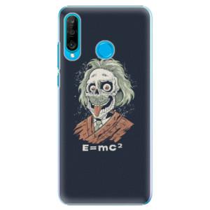 Plastové pouzdro iSaprio Einstein 01 na mobil Huawei P30 Lite - poslední kousek za tuto cenu