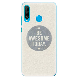 Plastové pouzdro iSaprio Awesome 02 na mobil Huawei P30 Lite