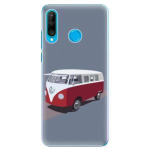 Plastové pouzdro iSaprio VW Bus na mobil Huawei P30 Lite