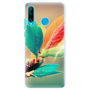 Plastové pouzdro iSaprio Podzim 02 na mobil Huawei P30 Lite