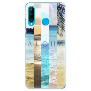 Plastové pouzdro iSaprio Aloha 02 na mobil Huawei P30 Lite