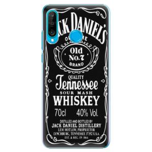 Plastové pouzdro iSaprio Jack Daniels na mobil Huawei P30 Lite