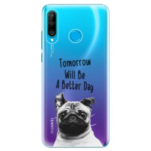 Plastové pouzdro iSaprio Better Day 01 na mobil Huawei P30 Lite