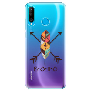 Plastové pouzdro iSaprio BOHO na mobil Huawei P30 Lite