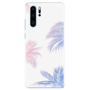 Plastové pouzdro iSaprio Palmy 10 na mobil Huawei P30 Pro