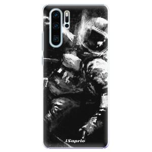 Plastové pouzdro iSaprio Astronaut 02 na mobil Huawei P30 Pro