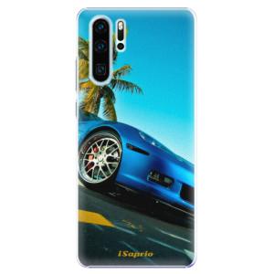 Plastové pouzdro iSaprio Kára 10 na mobil Huawei P30 Pro