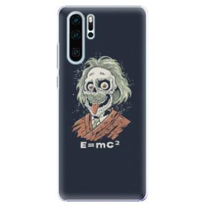 Plastové pouzdro iSaprio Einstein 01 na mobil Huawei P30 Pro