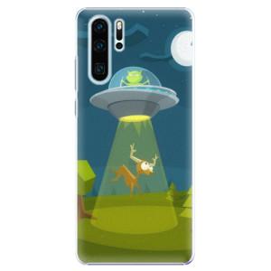 Plastové pouzdro iSaprio Ufouni 01 na mobil Huawei P30 Pro