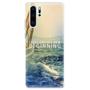 Plastové pouzdro iSaprio Beginning na mobil Huawei P30 Pro