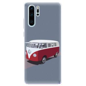 Plastové pouzdro iSaprio VW Bus na mobil Huawei P30 Pro