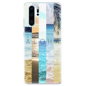 Plastové pouzdro iSaprio Aloha 02 na mobil Huawei P30 Pro