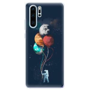 Plastové pouzdro iSaprio Balónky 02 na mobil Huawei P30 Pro