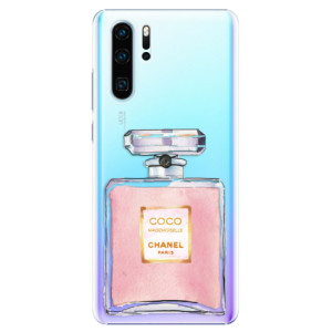 Plastové pouzdro iSaprio Chanel Rose na mobil Huawei P30 Pro