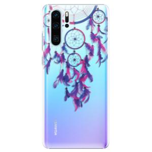 Plastové pouzdro iSaprio Lapač snů 01 na mobil Huawei P30 Pro