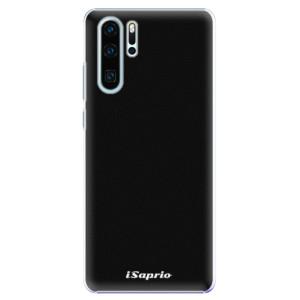 Plastové pouzdro iSaprio 4Pure černé na mobil Huawei P30 Pro