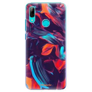 Plastové pouzdro iSaprio Barevný mramor 19 na mobil Huawei P Smart 2019