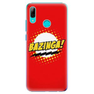 Plastové pouzdro iSaprio Bazinga 01 na mobil Huawei P Smart 2019