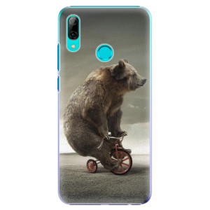 Plastové pouzdro iSaprio Medvěd 01 na mobil Huawei P Smart 2019