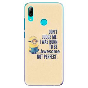 Plastové pouzdro iSaprio Be Awesome na mobil Huawei P Smart 2019