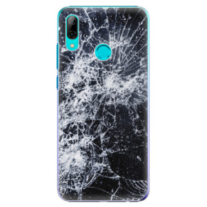 Plastové pouzdro iSaprio Praskliny na mobil Huawei P Smart 2019