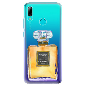 Plastové pouzdro iSaprio Chanel Gold na mobil Huawei P Smart 2019