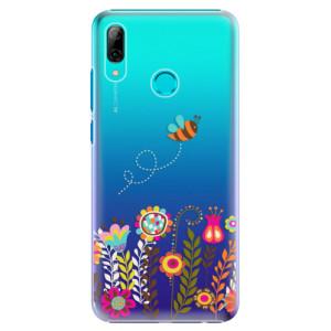 Plastové pouzdro iSaprio Včelka Pája 01 na mobil Huawei P Smart 2019