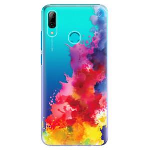 Plastové pouzdro iSaprio Color Splash 01 na mobil Huawei P Smart 2019