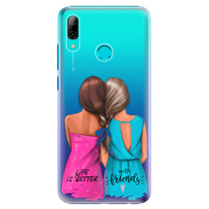 Plastové pouzdro iSaprio Best Friends na mobil Huawei P Smart 2019