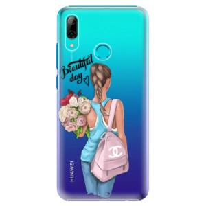 Plastové pouzdro iSaprio Beautiful Day na mobil Huawei P Smart 2019