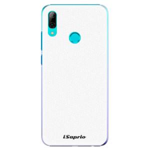 Plastové pouzdro iSaprio 4Pure bílé na mobil Huawei P Smart 2019