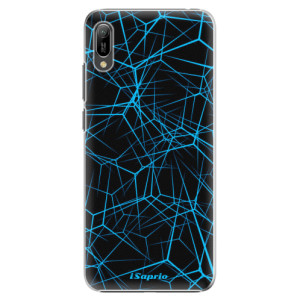 Plastové pouzdro iSaprio Abstract Outlines 12 na mobil Huawei Y6 2019