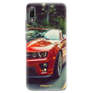Plastové pouzdro iSaprio Chevrolet 02 na mobil Huawei Y6 2019
