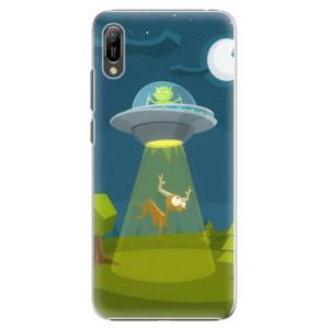 Plastové pouzdro iSaprio Ufouni 01 na mobil Huawei Y6 2019