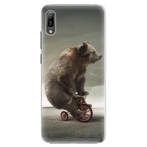 Plastové pouzdro iSaprio Medvěd 01 na mobil Huawei Y6 2019