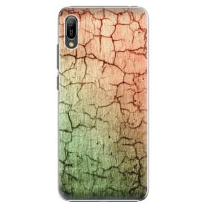 Plastové pouzdro iSaprio Rozpraskaná Zeď 01 na mobil Huawei Y6 2019