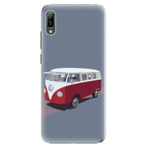 Plastové pouzdro iSaprio VW Bus na mobil Huawei Y6 2019