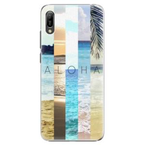 Plastové pouzdro iSaprio Aloha 02 na mobil Huawei Y6 2019