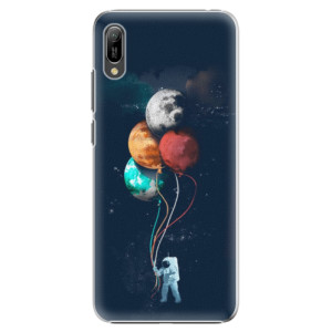Plastové pouzdro iSaprio Balónky 02 na mobil Huawei Y6 2019