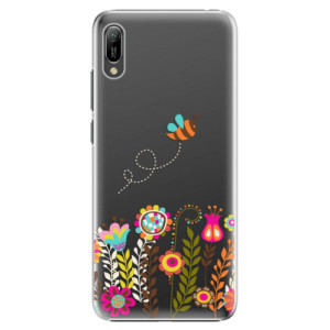 Plastové pouzdro iSaprio Včelka Pája 01 na mobil Huawei Y6 2019
