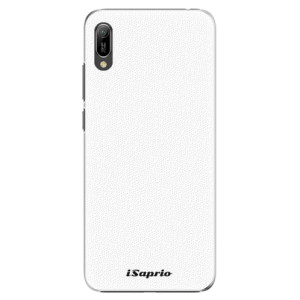Plastové pouzdro iSaprio 4Pure bílé na mobil Huawei Y6 2019