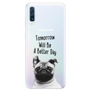 Silikonové pouzdro iSaprio (mléčně zakalené) Better Day 01 na mobil Samsung Galaxy A50 / A30s