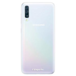 Silikonové pouzdro iSaprio 4Pure mléčné bez potisku na mobil Samsung Galaxy A50 / A30s