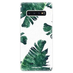 Silikonové odolné pouzdro iSaprio Jungle 11 na mobil Samsung Galaxy S10 Plus