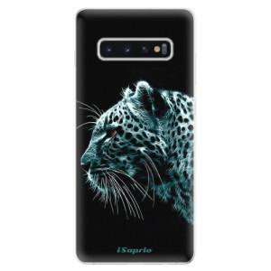 Silikonové odolné pouzdro iSaprio Leopard 10 na mobil Samsung Galaxy S10 Plus