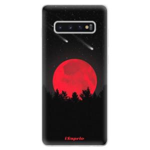 Silikonové odolné pouzdro iSaprio Perseidy 01 na mobil Samsung Galaxy S10 Plus