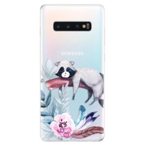 Silikonové odolné pouzdro iSaprio Línej Den na mobil Samsung Galaxy S10 Plus